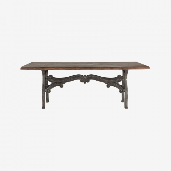 French Vintage Dining Table